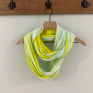 Gap Multi Color Infinity Scarf, One Size